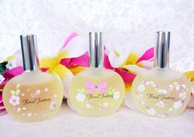 オリジナル香水 「プルメリアフローラルファンタジー」